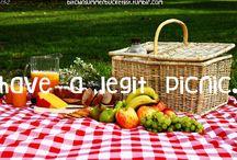 picnic ideas / by Veronica Estrella-Guerra