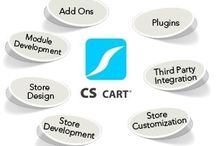 CS Cart Developers / Being a certified CS Cart partner, our focus in on creating fully-featured eCommerce websites that offer better ROI.