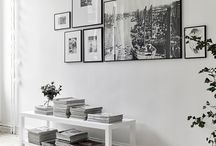 Gallery frame ideas