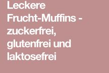 Lactose freie Muffins