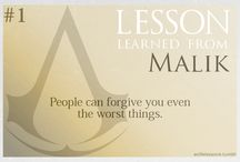 Assassin's Creed's Lessons