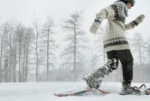 Where to Wear Handknits! / Dress warm and have fun! Remember, there is no bad weather, only bad clothes ;-)