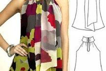 Diseños de blusa