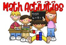 Math Activities and Strategies / by Wendy Cole