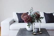 vaser og blomster