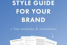 Business - Branding & Styleguide