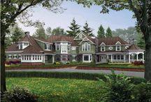Houses / by Christine Floyd