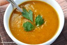 For the love of soups / Vegetarian? Love soups?