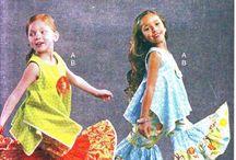 Children/Girls Patterns