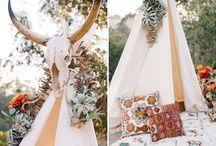 Desert Inspired Weddings <3