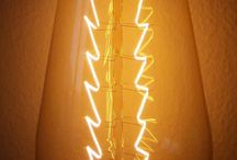 Lámparas Vintage / Lámpara, vintage, home
