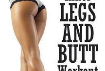 LegSs anD BuTT workOut