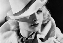 Vintage and Stylish Hats / The best of hat wearing through the ages to contemporary style