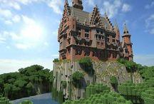 Minecraft Castle Idea