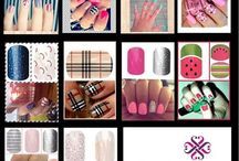 Jamberry inspiration  / by Melissa Becker