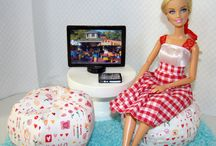 Dollhouse ideas / Interior, furniture and creative ideas