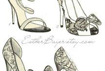 ilustracion calzado