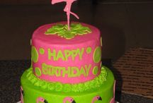 Pink Flamingo Birthday Party / by Michelle Doster
