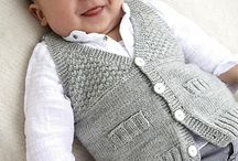 Children's knits (toddler and babies)