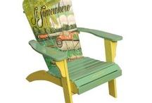 Barefoot Outdoor Spaces / outdoor decor, outdoor decorating, backyard island oasis, backyard, pool, outdoor living