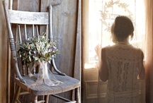 Rustic Wedding Inspiration / All kinds of rustic wedding inspiration for your viewing pleasure.
