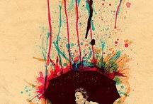 i love art / by Ola Sigmon