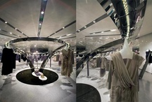 Alberta Ferretti. / We needed to create something as beautiful and sophisticated as Alberta Ferretti's collections. We designed the stores with the visual merchandising at the forefront of our minds.