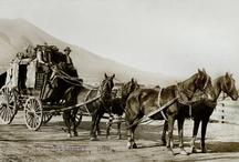 Texas Stagecoaches