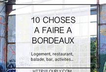 BORDEAUX & environs