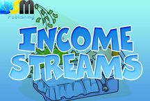 Income Streams / Creating simple income streams that works! http://dsm-publishing.com/income-streams/