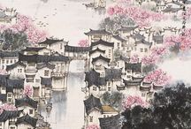 Traditional Chinese Drawing