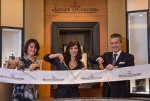 Inauguración oficial de la boutique de Jaeger-LeCoultre en Madrid