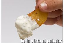 salsas para snack