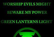 Lantern corps oaths