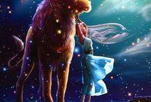 Leão mitologia