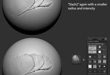 3d: modelling, texturing, rendering, rigging