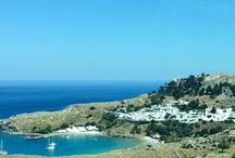 RHODES and Anthony Quinn Bay