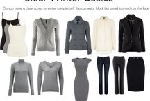 Modern Workwear Capsule / by Jennifer Readford