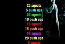 Workouts / Lots of workouts and variations