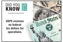 USPS: Did You Know? / Setting the record straight about the USPS with some postal FACTS!