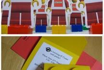 Party Theme - Lego