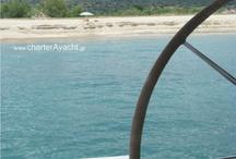 Boat Tours, Sithonia, Halkidiki / Halkidiki one day sailing tours and luxury motor yacht cruises