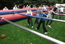 Outdoor Team Building / What could be better to invigorate and refresh your team than heading into the great outdoors to enjoy an assortment of outdoor team building activities?