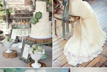 Wedding colors - 2015 :: neutrals, delicate shades and pastels / Wedding colors pallet and inspirations.