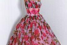 PINK RAGE 1950's