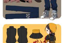 designul vestimentar