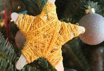 Craft:- Christmas Decorations