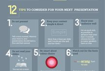 Tips for a great work presentation