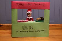 Elf on the shelf / by Miranda Fuchs