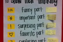 Anchor charts / by Janice Miller